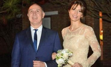 En una ceremonia íntima, se casó Ricardo Lorenzetti en Rafaela