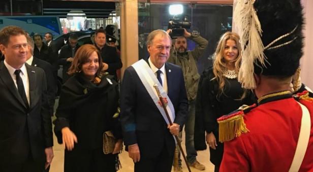 Schiaretti celebró el Día de la Independencia en Bell Ville