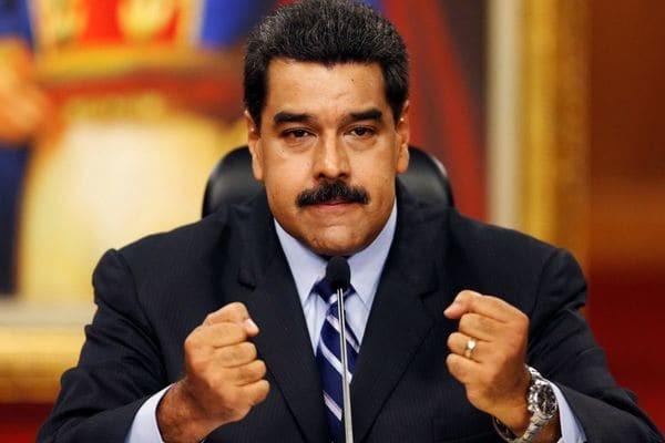 Maduro volvió a criticar a Macri, lo llamó sanguijuela y calificó su gobierno de nefasto