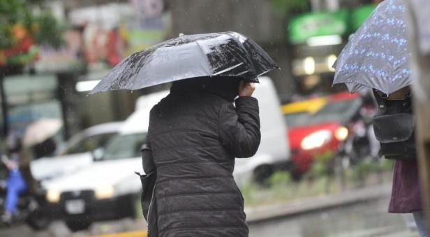 Aún rige la alerta por fuertes tormentas para el sur y centro de Córdoba