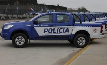 Más móviles y personal policial para la ciudad