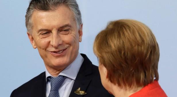 Merkel recibió a Macri en Alemania y comienza la Cumbre del G-20