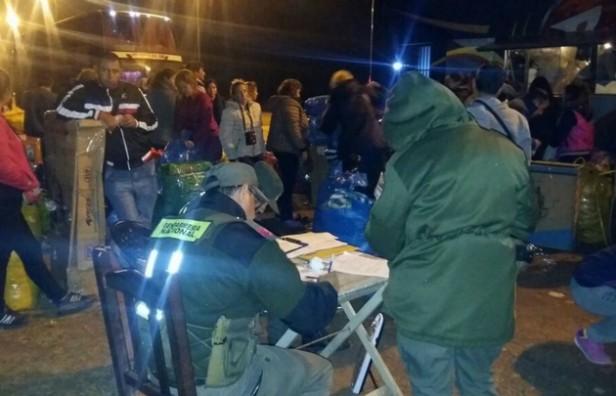 Secuestraron mercadería ilegal y cocaína en un nuevo operativo en Salta