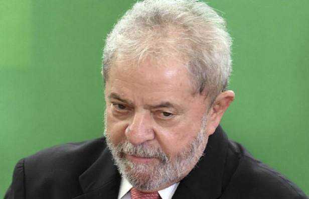Lula da Silva fue condenado a 9 años de prisión