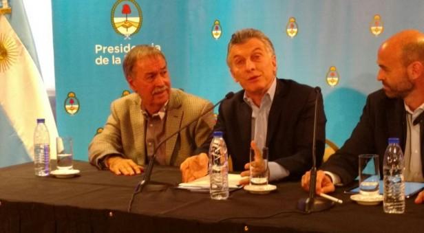 Cruce picante entre Macri y Schiaretti por los impuestos en Córdoba