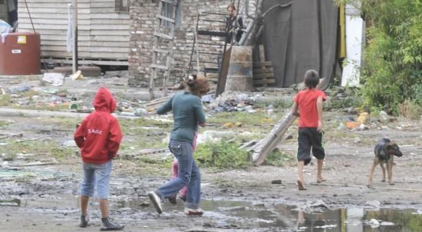 7,6 millones de chicos argentinos viven en la pobreza