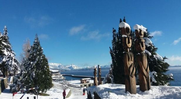 Bariloche tuvo la temperatura más extrema de toda su historia