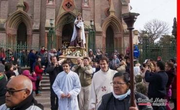 La Patrona celebrada por su pueblo