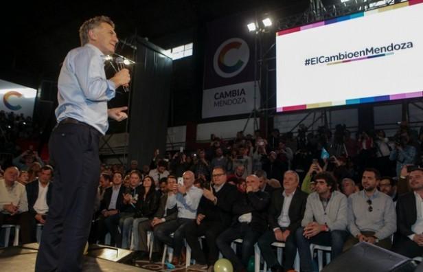 Macri prometió