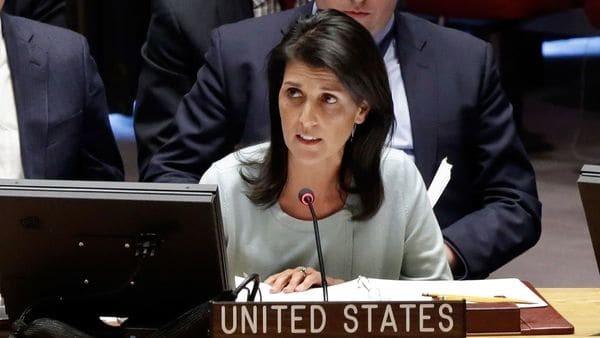 EEUU advirtió en la ONU que podría sancionar a todos los que se sumen a la Asamblea Constituyente de Nicolás Maduro