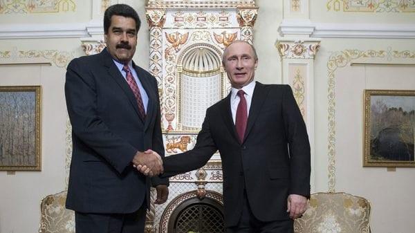 Rusia respaldó la Constituyente del régimen de Nicolás Maduro