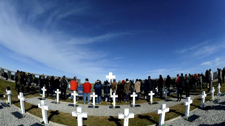 Piden traer a Río Cuarto los restos de un caído en Malvinas
