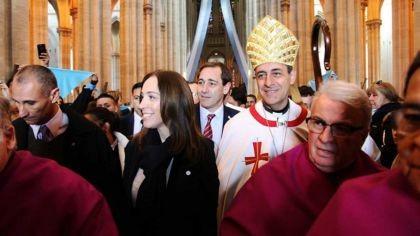 El nuevo arzobispo de La Plata criticó al Gobierno y pidió vetar la ley de aborto
