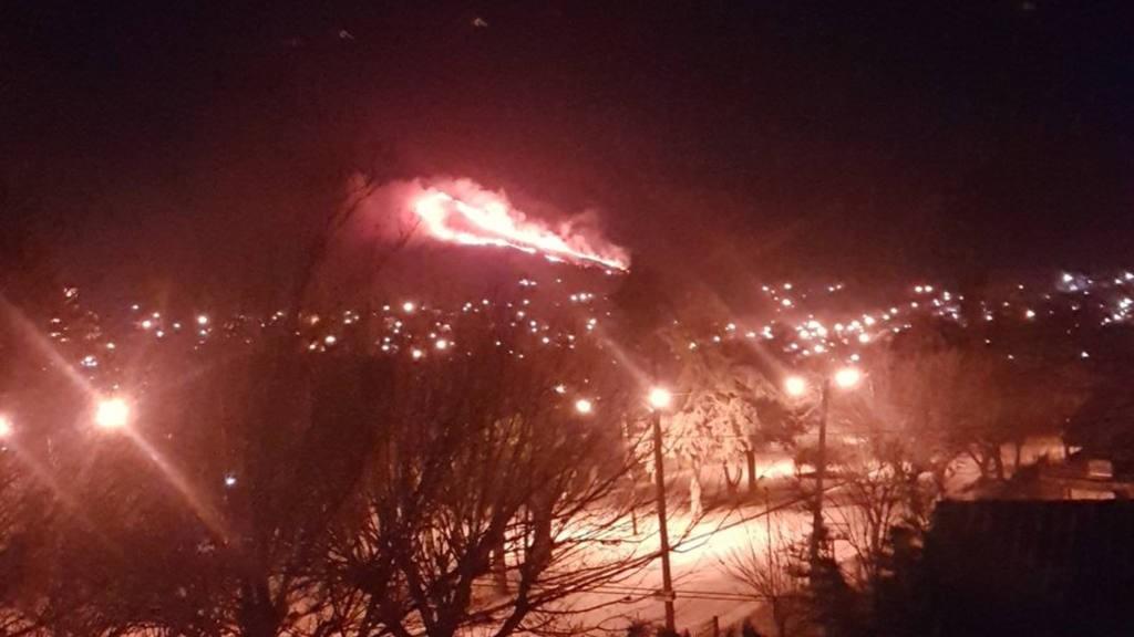 Bomberos sofocaron todos los incendios forestales en Córdoba