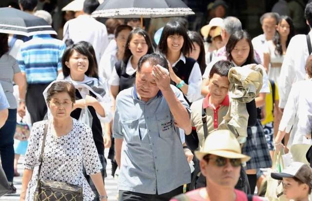 80 muertos y 35 mil hospitalizados por ola de calor en Japón