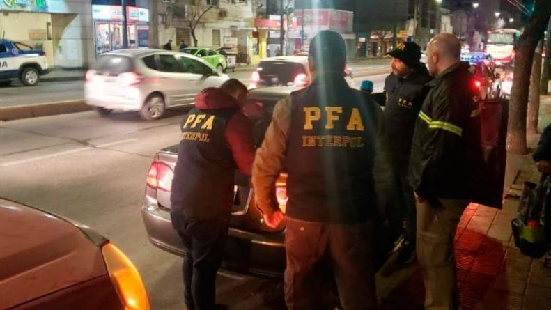 Detuvieron a un peruano en Córdoba: tenía pedido de captura internacional por un crimen