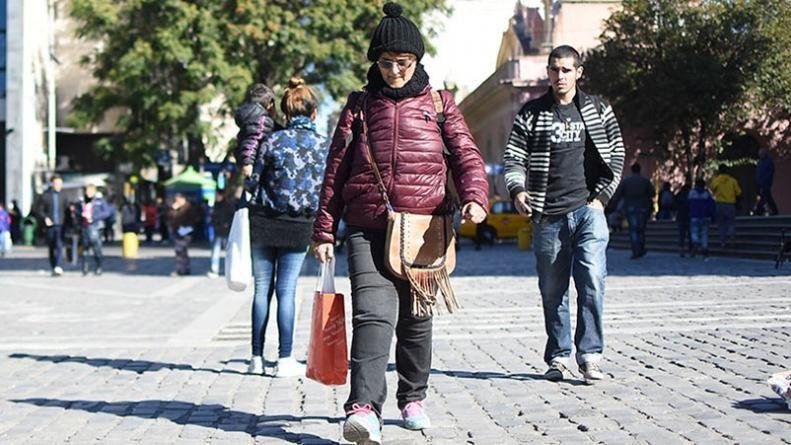 Pronostican tiempo bueno, frío y con cielo despejado en Córdoba