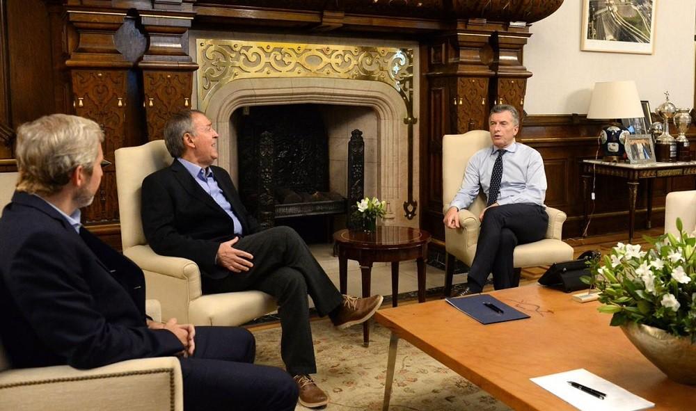 Macri llega a Córdoba: gira por el interior y cena con Schiaretti