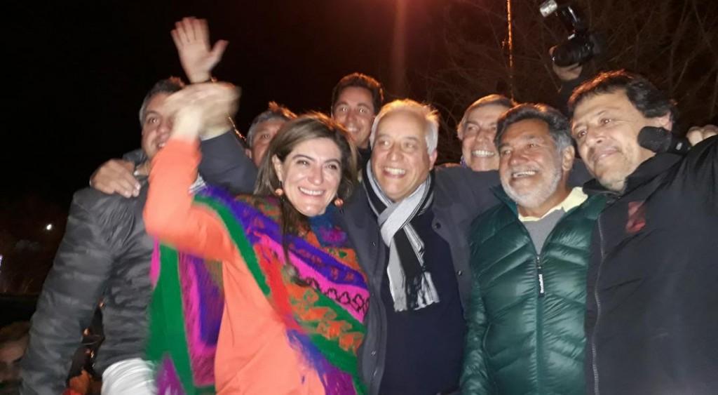 El peronista Baldassi se impuso en Río Ceballos