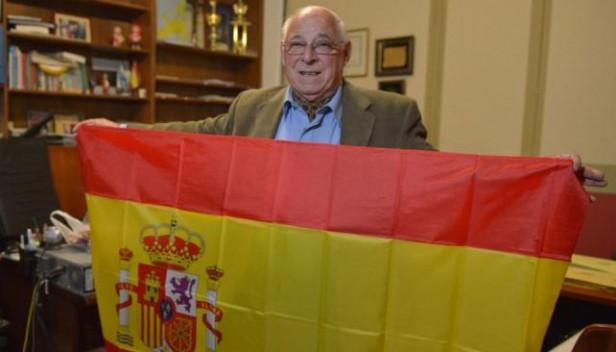 En Córdoba un asturiano de paellas