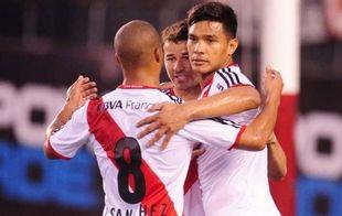 River venció a Rosario Central y logró su primera victoria