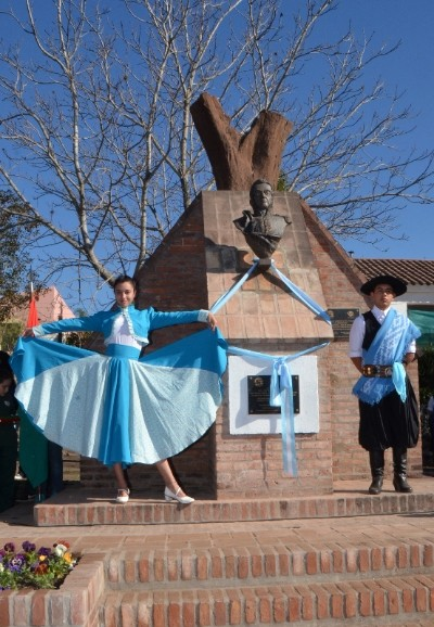 Acto central por el Bicentenario de San Martín en la región