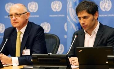 La Argentina presentó una demanda contra los EEUU en La Haya por la crisis de la deuda