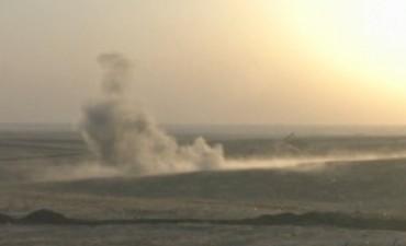 EEUU insiste con el bombardeo de los objetivos terroristas en Irak