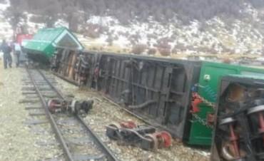 Descarriló el Tren del Fin del Mundo