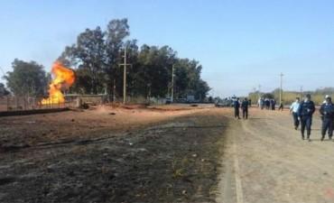 Explosión en Pilar: la ruta 13 sería habilitada el viernes
