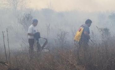 Detienen a Bombero voluntario que prendía incendios