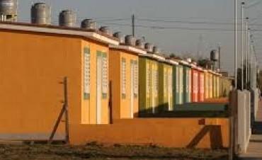 La Nación envió fondos a Córdoba para viviendas