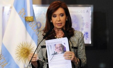 Cristina Kirchner anunció que aplicarán la ley antiterrorista a la empresa Donnelley