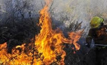Riesgo extremo de incendios para este fin de semana