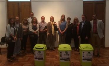 Campaña de recolección de pilas y baterías usadas