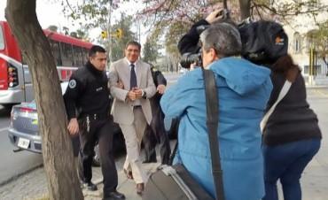 Dió comienzo el juicio al ex director de Drogas, Rafael Sosa