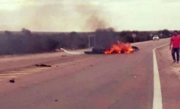 Muere funcionario riojano en una tragedia aérea