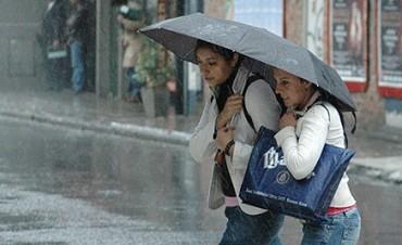 Alerta por tormentas fuertes para el sudeste de Córdoba
