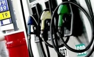 Séptimo aumento de las naftas en el año: suben un 2,5%