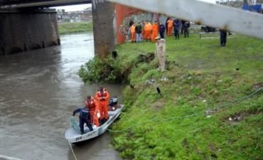 Tragedia en el Riachuelo: confirman que el cuerpo hallado es el de Juan Ramón Bruera