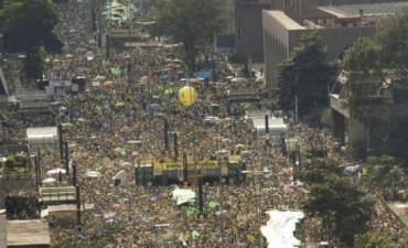 Brasil. Fora Dilma