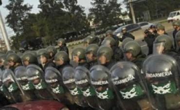 El Gobierno relevó a la cúpula de la Gendarmería
