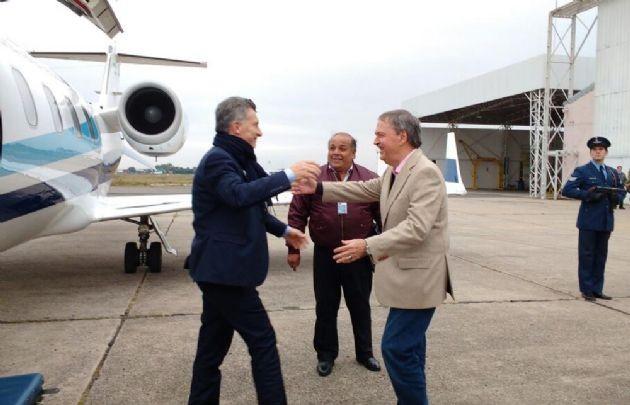 Macri llega hoy a Córdoba y se mostrará con Schiaretti