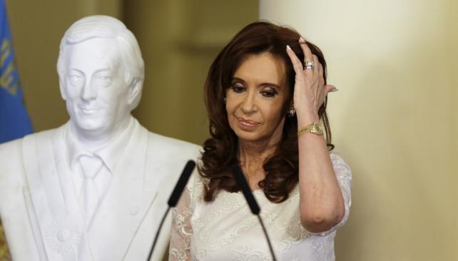Confirman procesamientos por blanqueo en la campaña de Cristina en 2007