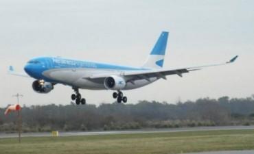 Aerolíneas sumará tres rutas desde Córdoba en septiembre