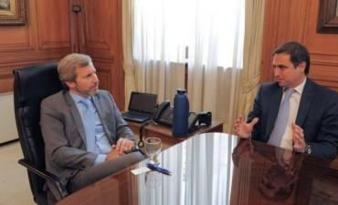 Frigerio prometió el financiamiento de 350 viviendas sociales para Córdoba