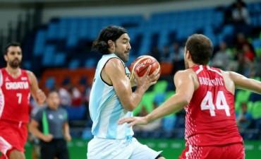 Argentina obtuvo un valioso triunfo ante Croacia y es líder