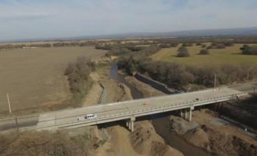 Ya se encuentra habilitado el nuevo puente entre Ascochinga y Jesús María