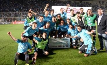 Belgrano le ganó a Huracán por penales y está en octavos de Copa Argentina
