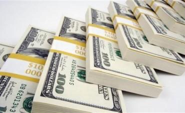 El dólar se disparó 16 centavos y ahora está a $ 15,18